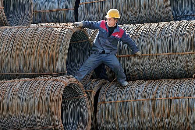 Πώς διαμορφώνεται η παραγωγή ακατέργαστου χάλυβα στην Κίνα