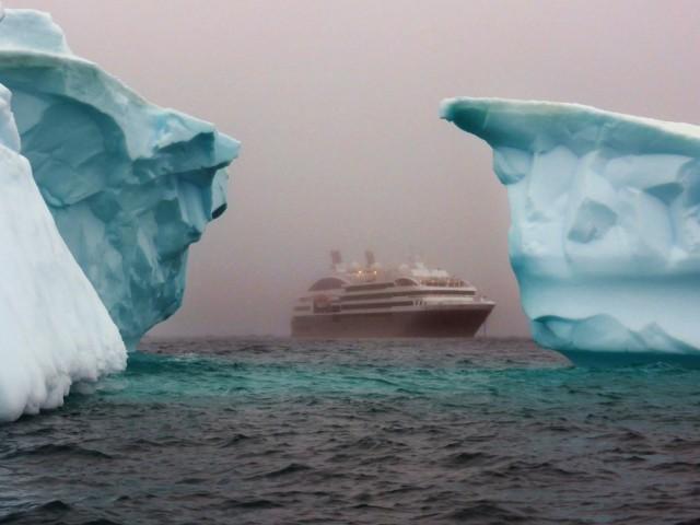 Αρνητικό ρεκόρ για την θερμοκρασία στην Αρκτική
