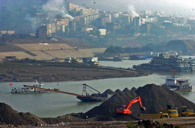 Σε άνοδο η παραγωγή άνθρακα της Κίνας
