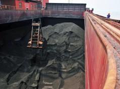άνθρακας, Bulk carriers, dry