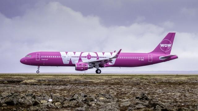 Σε «τροχιά» αναταράξεων η Wow Air