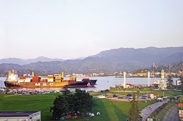 Πόλος έλξης της παγκόσμιας ναυτιλιακής κοινότητας επιθυμεί να γίνει η Γεωργία