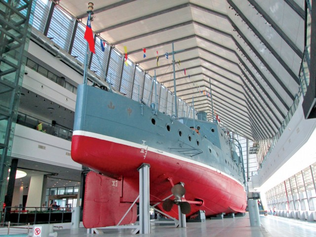 Περιήγηση στα σπουδαιότερα ναυτικά μουσεία του κόσμου