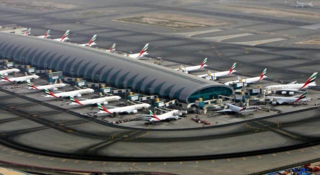 Τους 1 δις επιβάτες άγγιξε το Διεθνές Αεροδρόμιο του Ντουμπάι