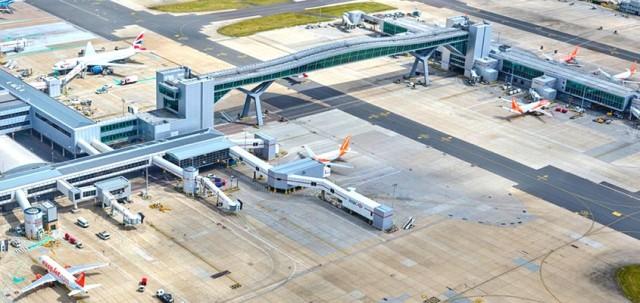 Συμφωνία-σταθμός για το αεροδρόμιο του Gatwick