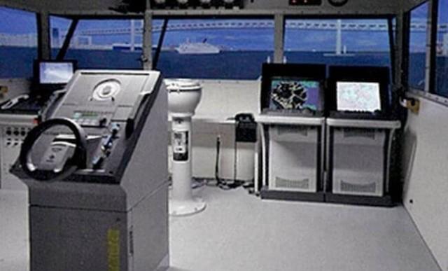 Μελέτη προηγμένου συστήματος υποστήριξης πλοήγησης για την αυτόματη αποφυγή συγκρούσεων