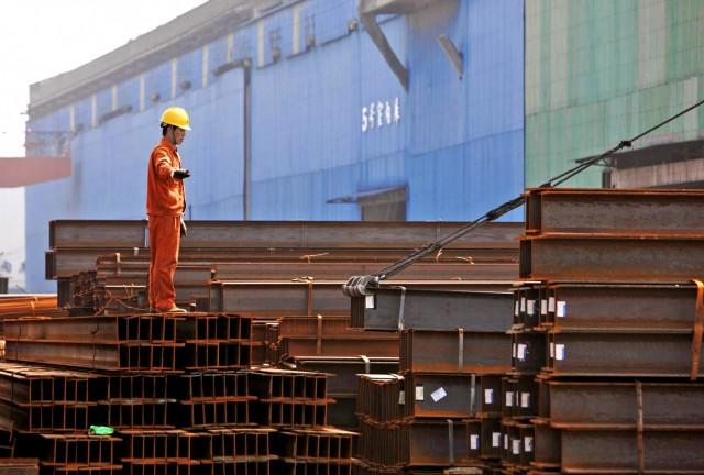 Περιορίζονται οι κινεζικές εισαγωγές απορριμμάτων χάλυβα