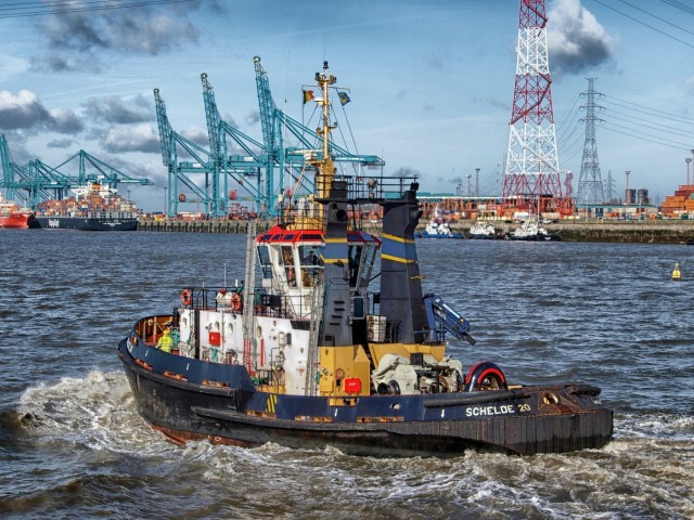 Χρονιά ρεκόρ το 2018 για το λιμάνι της Αμβέρσας