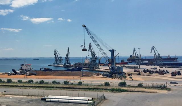 Σε τροχιά ανάπτυξης το λιμάνι της Θεσσαλονίκης