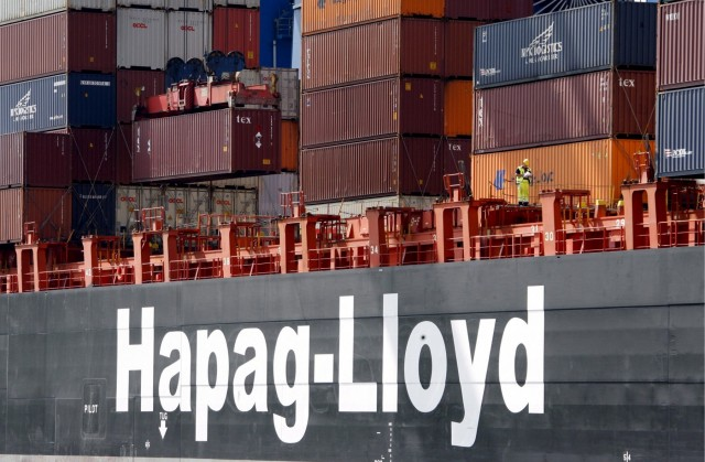 Πυρκαγιά σε πλοίο της Hapag- Lloyd