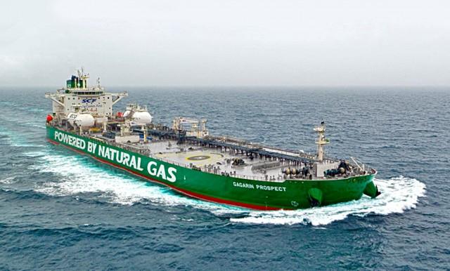 Η Sovcomflot υποστηρίζει το LNG ως «λύση» για το sulphur cap