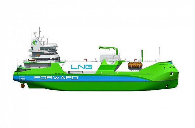Η πρωτοβουλία Project Forward και η προώθηση του LNG ως ναυτιλιακού καυσίμου