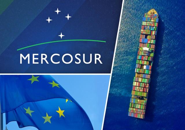 Προς εμπορική συμφωνία ΕΕ- Mercosur