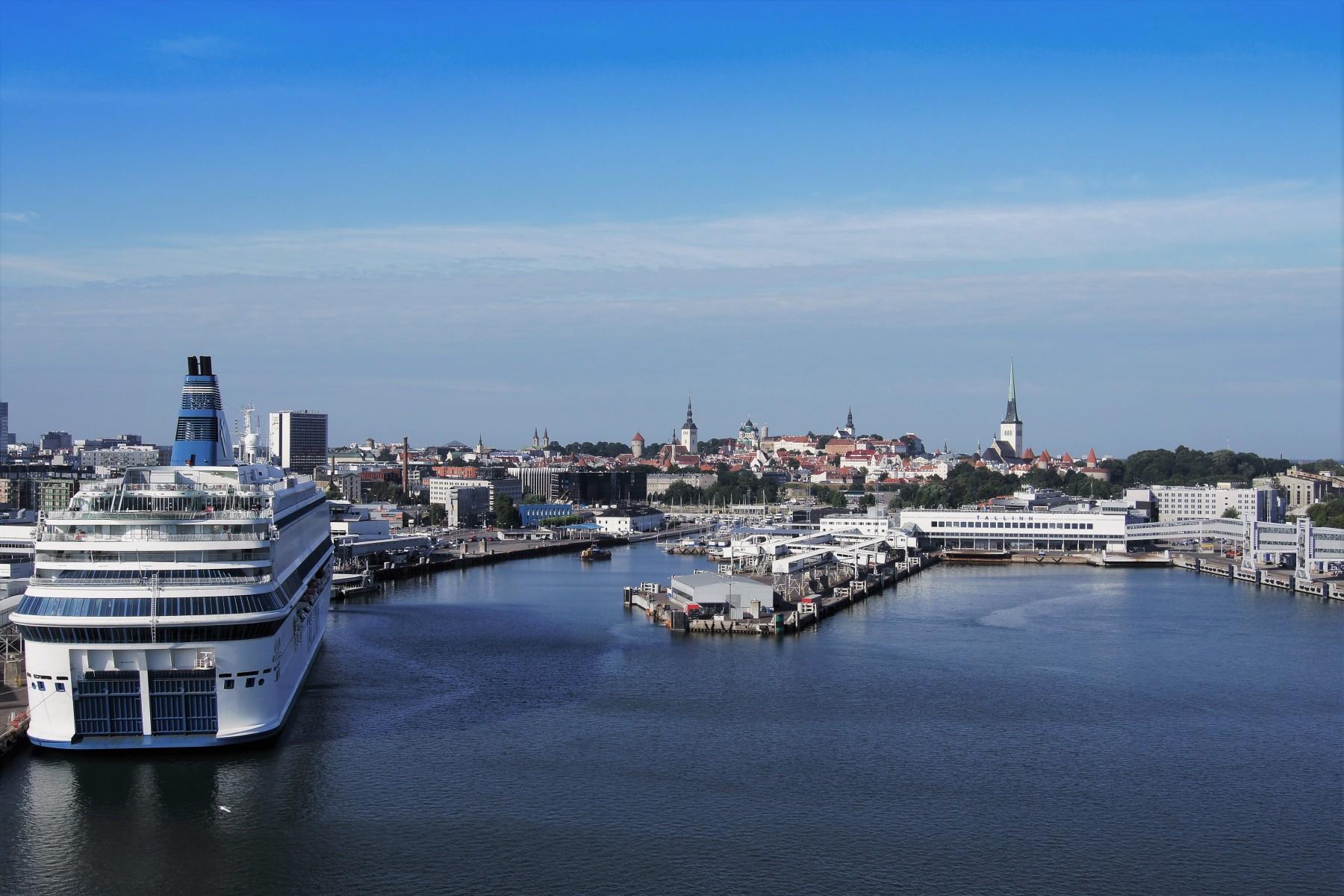 Ανοδική πορεία για τους λιμένες στην Βαλτική