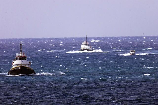 Ναυάγιο πλοίου ανοιχτά των βορείων ακτών της Τουρκίας
