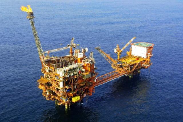 Η Βόρεια Θάλασσα στο επίκεντρο της πετρελαϊκής βιομηχανίας