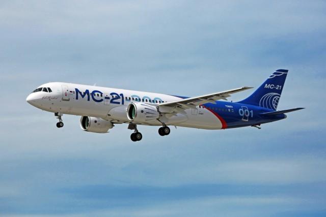 Νέας γενιάς επιβατικό αεροσκάφος από τη Ρωσία