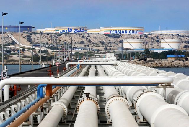 Σε μειωμένα επίπεδα παραμένουν οι εξαγωγές ιρανικού αργού