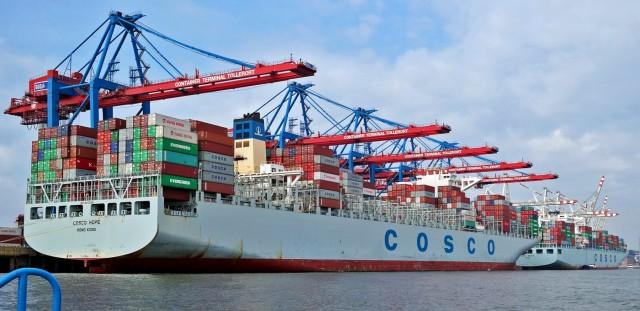 Σε νέες μορφές χρηματοδότησης πλοίων προχωρά η Cosco Shipping Development