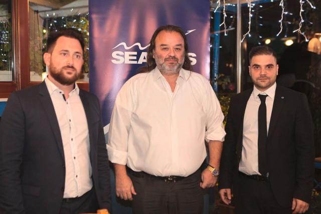 Η Seajets βραβεύει αλιείς και ναυτικούς για το διασωστικό τους έργο