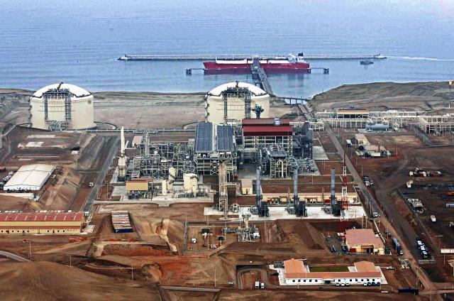 Κατακόρυφη αύξηση για τις κινεζικές εισαγωγές LNG