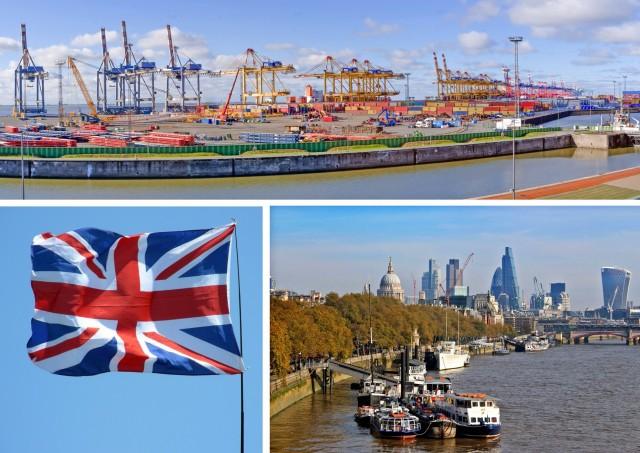 Kώδωνα κινδύνου κρούουν οι βρετανικοί λιμένες