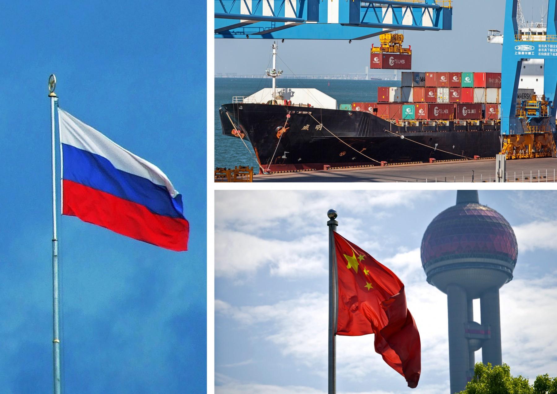 Κίνα- Ρωσία: όσα πρέπει να γνωρίζουμε για την εμπορική τους συμμαχία