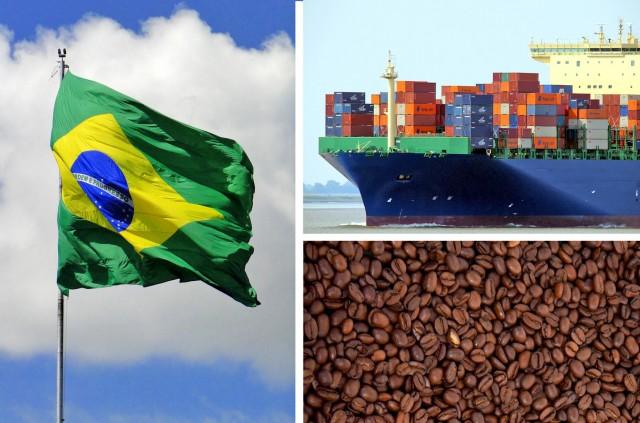 Λάτρης του βραζιλιάνικου καφέ η Μέση Ανατολή