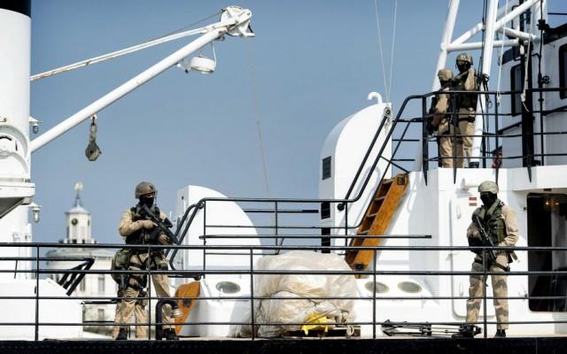 Μείωση κατά 25% στις επιθέσεις πλοίων στην Ασία