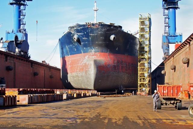 Ανοδική πορεία για τα ναυπηγεία Zvezda