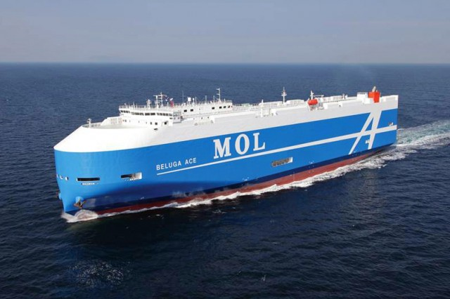 H MOL επιλέγει την υπηρεσία Fleet Xpress για το σύνολο του στόλου της
