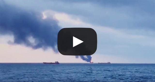 Δέκα νεκροί από έκρηξη και σύγκρουση πλοίων στην Κριμαία