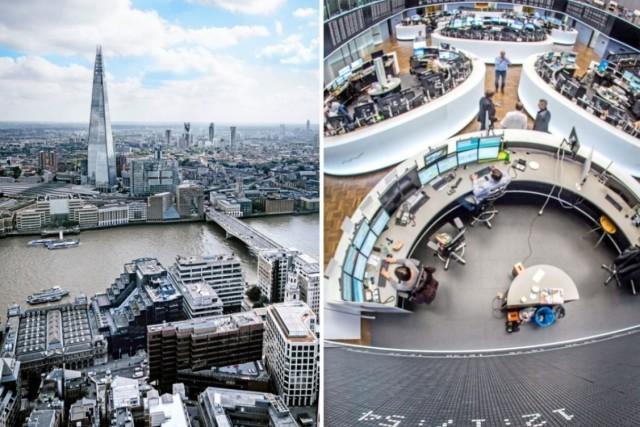 Ράλι καταγράφουν οι σημαντικότερες αγορές του κόσμου