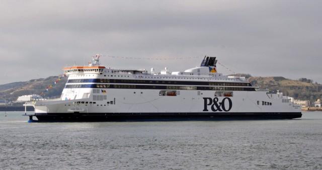Η P&O Ferries επιλέγει το κυπριακό νηολόγιο για τα πλοία της