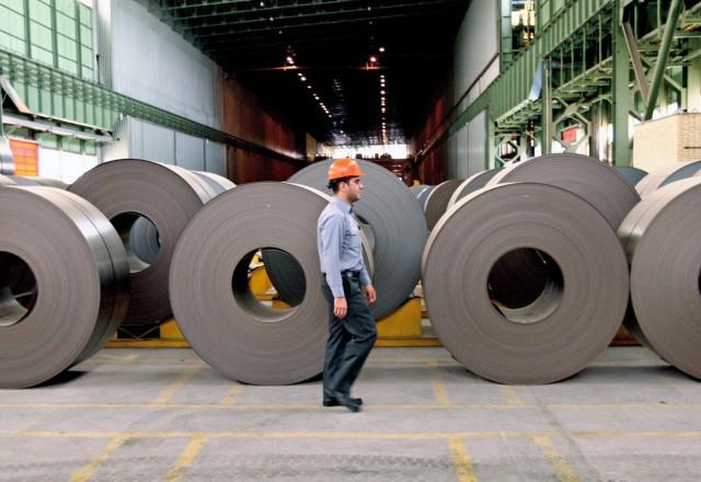 Βραζιλία: Ισχνή αύξηση για την παραγωγή χάλυβα