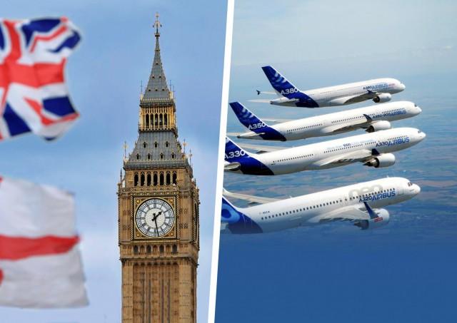 Αποχωρεί η Airbus από τη Βρετανία σε περίπτωση «σκληρού» Brexit;