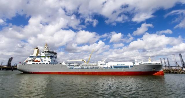 Νέο ρεκόρ για το εμπόριο LNG