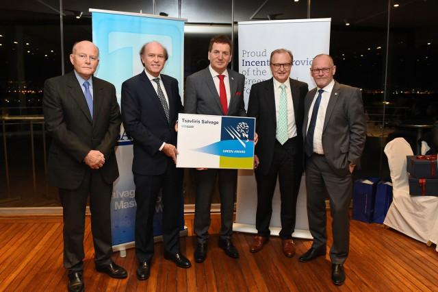 H «Tsavliris Salvage» συμμετέχει στο πρόγραμμα Green Award