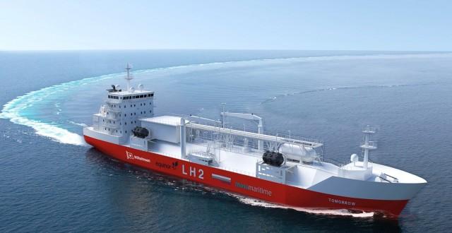 Το υδρογόνο ως εναλλακτικό ναυτιλιακό καύσιμο