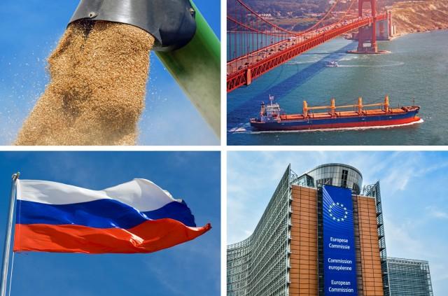 Σιτάρι: Ρωσία και ΕΕ δοκιμάζουν τις δυνάμεις των ΗΠΑ