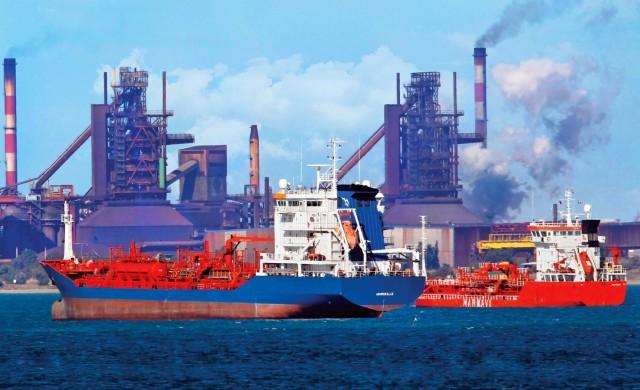 IMO Sulphur 2020 και οι προκλήσεις για τη λιμενική βιομηχανία