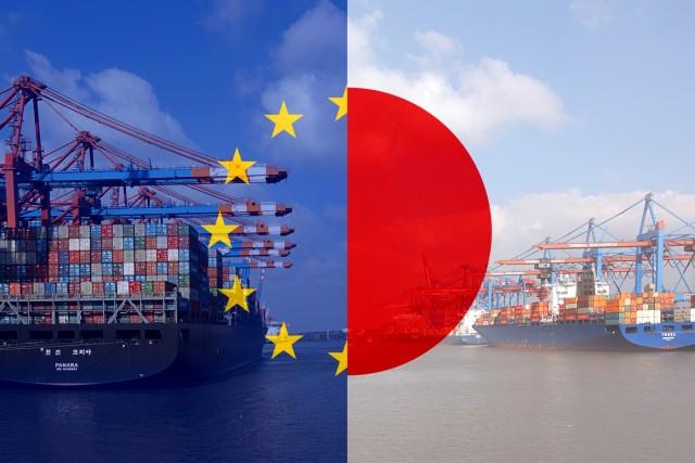 Ιστορική συμφωνία ελεύθερου εμπορίου μεταξύ ΕΕ- Ιαπωνίας