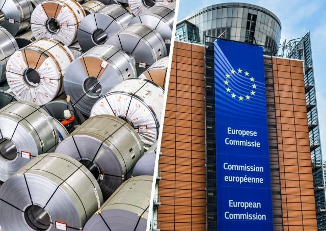 ΕΕ: Εφαρμόζει ποσοστώσεις στις εισαγωγές χάλυβα