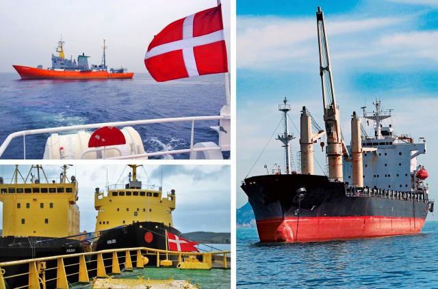 Η ναυτιλιακή… κυβερνοσφάλεια στο μικροσκόπιο της Δανίας