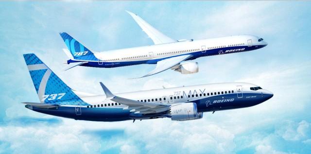 Από ρεκόρ σε ρεκόρ «πετά» η Boeing