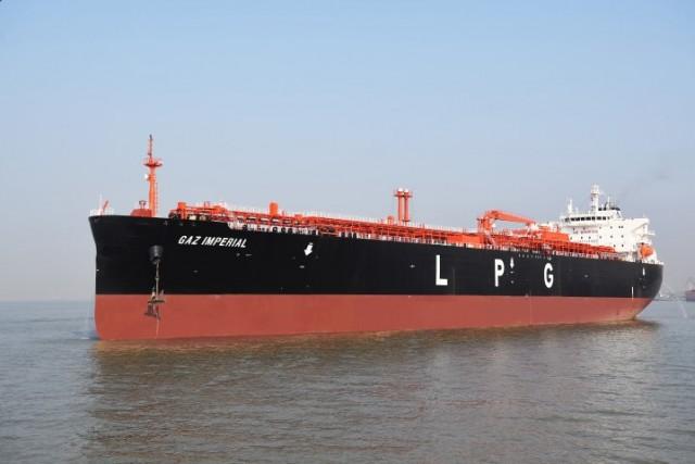 Το LPG ως εναλλακτικό καύσιμο για τους δίχρονους κινητήρες της MAN Energy Solutions