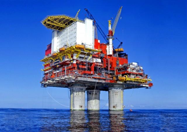 Μέγα-κοίτασμα φυσικού αερίου στην Βόρεια Θάλασσα
