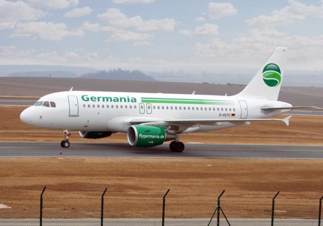 Τίτλοι τέλους για την αεροπορική Germania