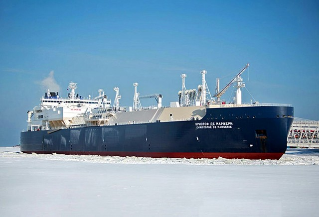 «Αδιάκοπη» η παραγωγή του Yamal LNG