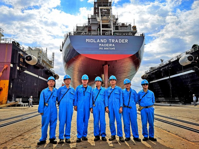 Με πέντε νεότευκτα πλοία εκσυγχρονίζεται ο στόλος της Oldendorff Carriers